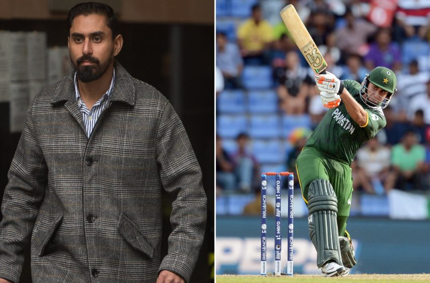 Nasir Jamshed Gets 17-Month Jail Time for PSL Match-Fixing! That's Embarrassing