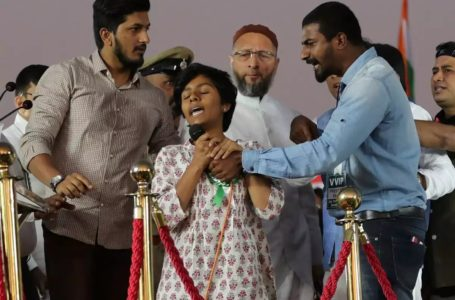 Indian Girl Amulya Who Chanted 'Pakistan Zindabad' Attacked by Extremists