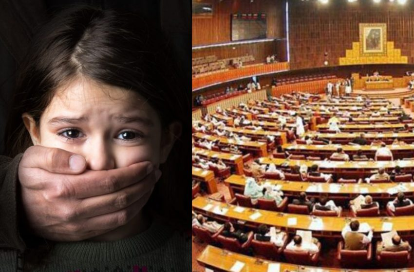 NA Passes Historical Resolution For 'Public Hanging' Of Child Abusers!