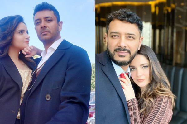 Armeena Khan and Fesl Khan Announce Secret Marriage