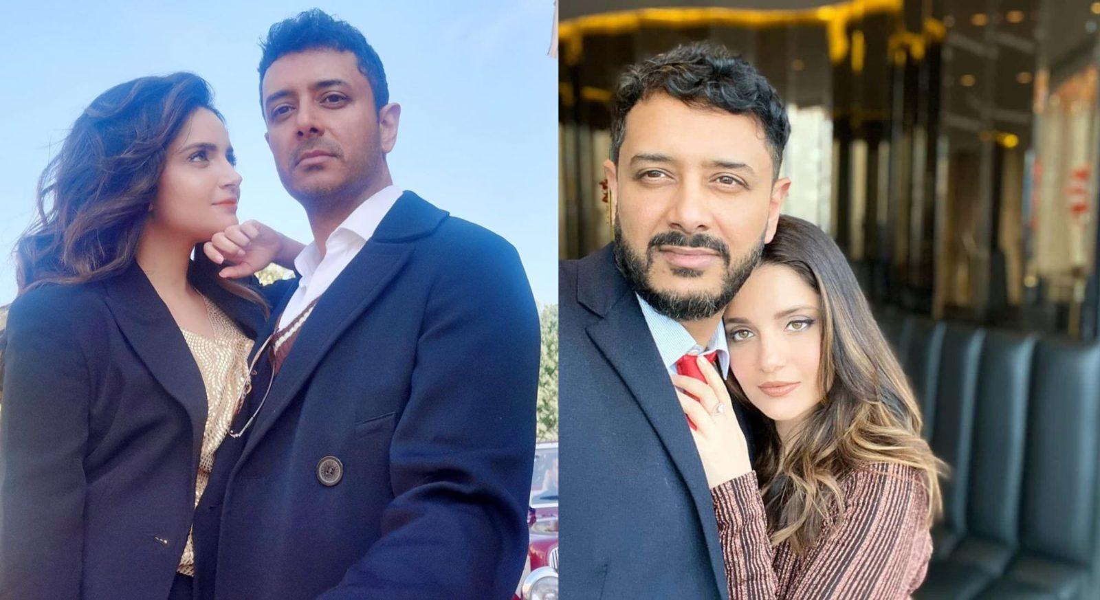 Armeena Khan Announces her Secret Marriage to Fiance Fesl Khan on Valentine's Day