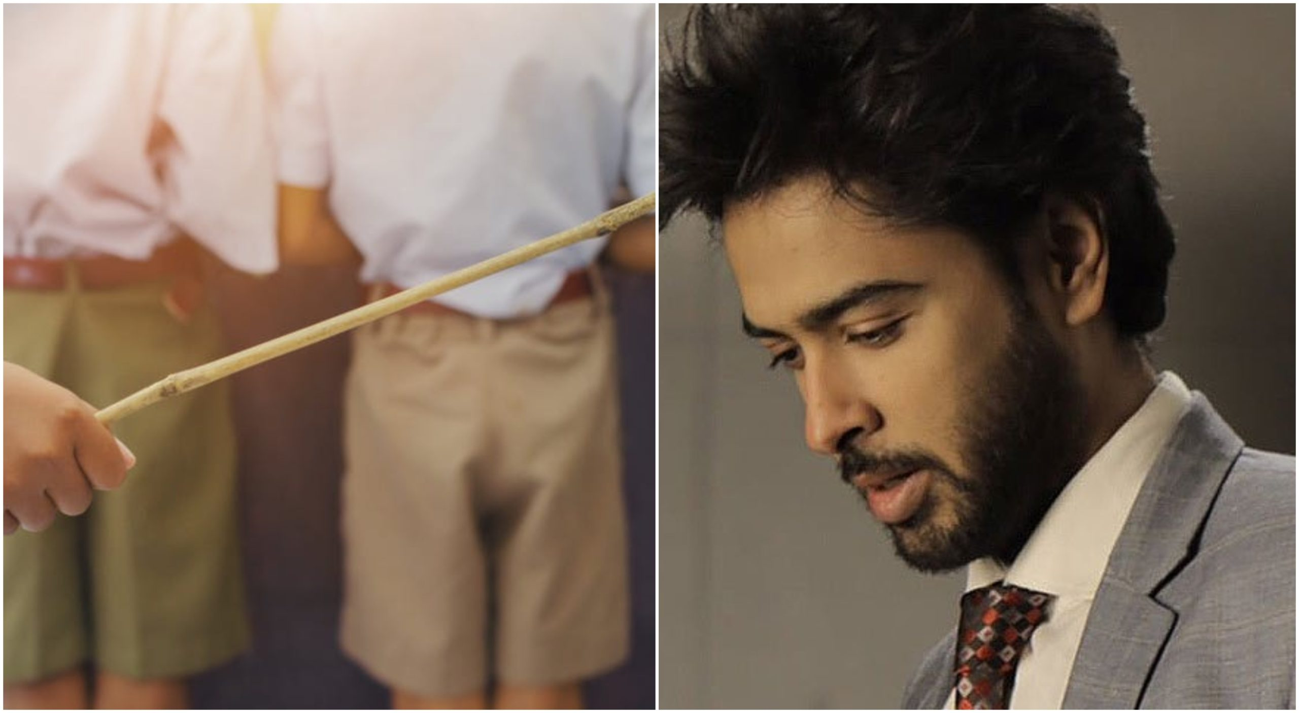 Shehzad Roy Leading a Campaign against the Corporal Treatment and Physical Abuse