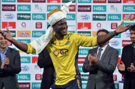 Darren Sammy to be Given Honorary Pakistani Citizenship on March 23