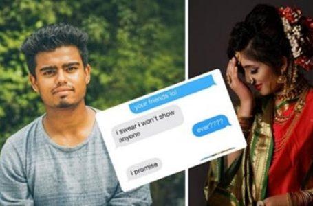 Boy Came to his Ex-Girlfriend Wedding & Public their Whatsapp Chat- HORRIFYING REVENGE