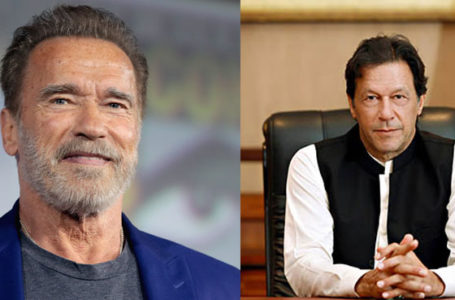 Arnold Schwarzenegger Invites PM Imran Khan to join Austrian World Summit