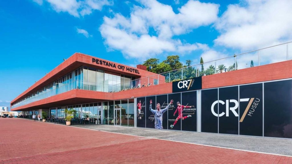 Cristiano Ronaldo Hotels Deny Claims of Turning into COVID-19 Hospitals