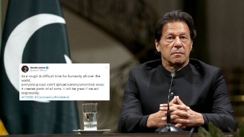 'Do Something IMRAN KHAN' Twitterati Asking Govt. to do More on CoronaVirus