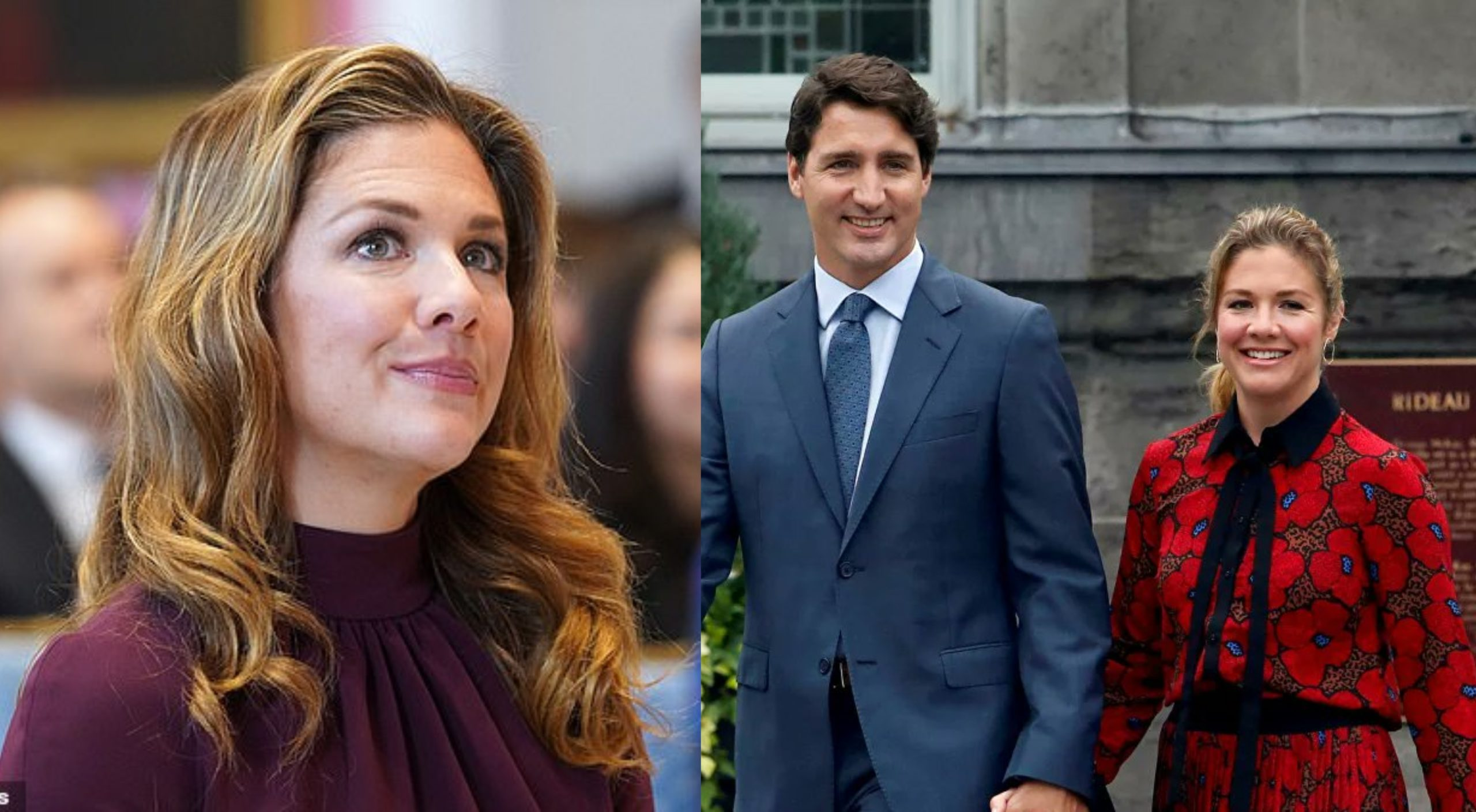 Canadian PM Justin Trudeau's Wife Diagnosed with CoronaVirus-19