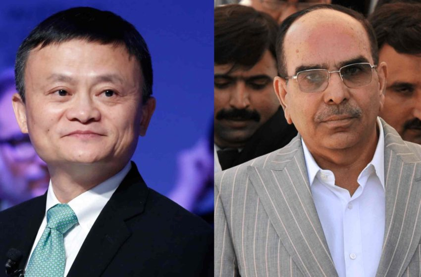 Jack Ma Donating 1.8 Million Masks to Asian Countries but where are Pakistani BILLIONAIRE