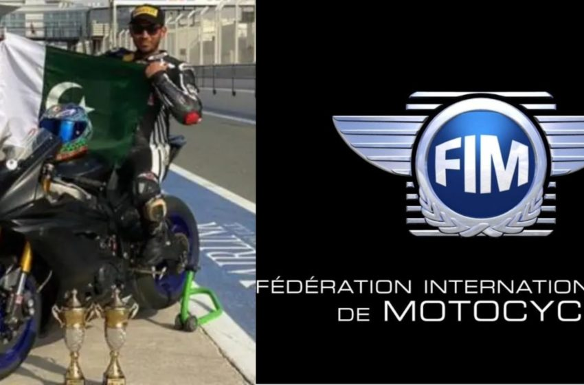 Usman Ghani is the only Pakistani Racing Coach with FIM License