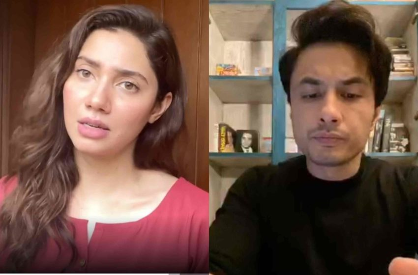 Mahira Khan & Ali Zafar Encouraging Pakistan to STAY HOME amid COVID-19 Outbreak
