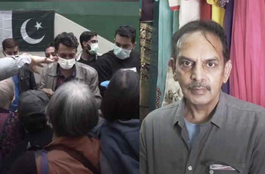 Pakistani Family in Hong Kong Distributing Face Masks & Gloves for Free to fight COVID-19