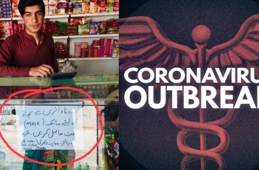 Pakistani Superheroes are Distributing Free Masks To Prevent Coronavirus and its Commendable
