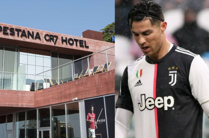 Cristiano Ronaldo's Hotels Deny Claims of Turning into COVID-19 Hospitals