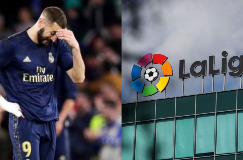 Spanish La Liga is Suspended & Real Madrid Players are Quarantined Amid Coronavirus Outbreak