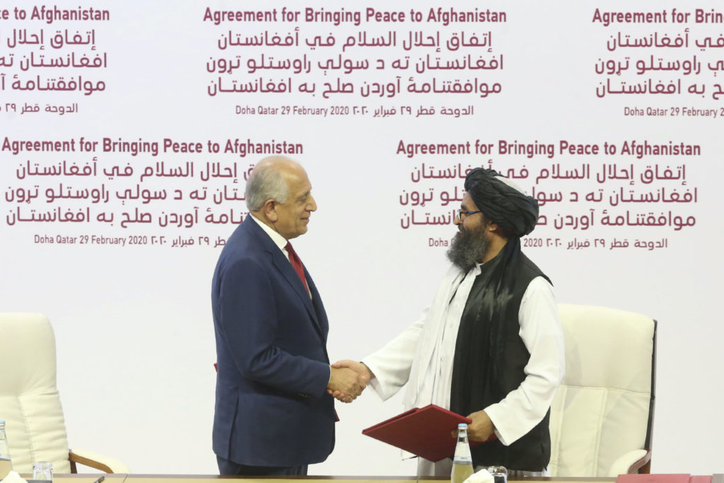 America Long War in Afghanistan Ends as per Doha Accord