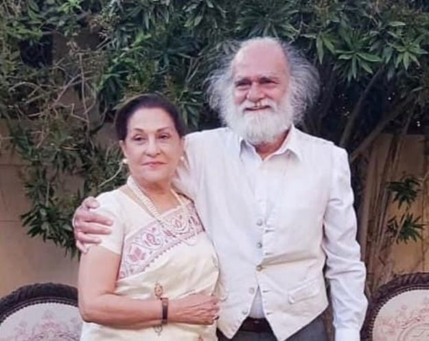 Veteran Actors Samina Ahmed and Manzar Sehabi Got Married- BEST WISHES FOR THEM