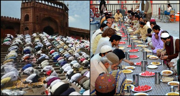 Let's Follow 'Social Distancing' during Ramadan Blessings to Avoid COVID-19 Spread