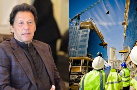 PM Imran Khan Announces Historic Relief Package for Construction Sector
