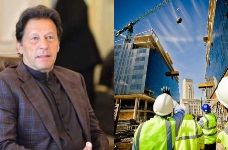 PM Imran Khan Announces Historic Relief Package for Construction Sector Amid COVID-19