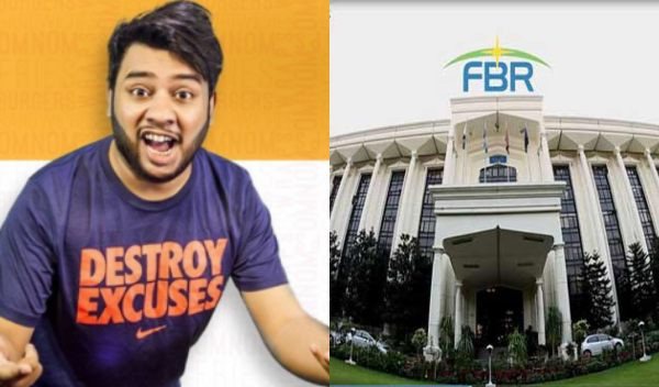 Famous Prankster of P for Pakao Nadir Ali Gets 13 Milion Tax Notice from FBR
