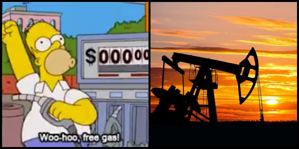 Another Simpsons Prediction About 'Oil Prices Crash' during COVID-19 Gone Right