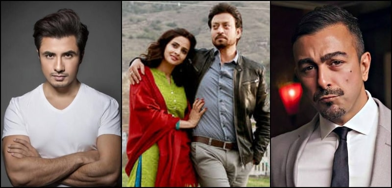 Pakistani Celebrities Mourn the Death of Irrfan Khan Due to Cancer!