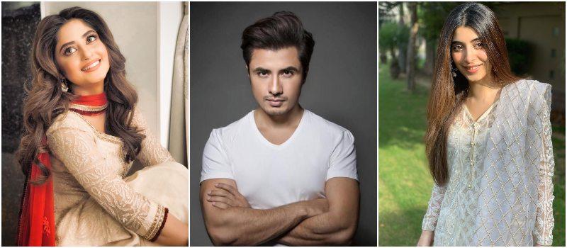 Here's How Pakistani Celebrities are Wishing Ramadan Greetings to Fans