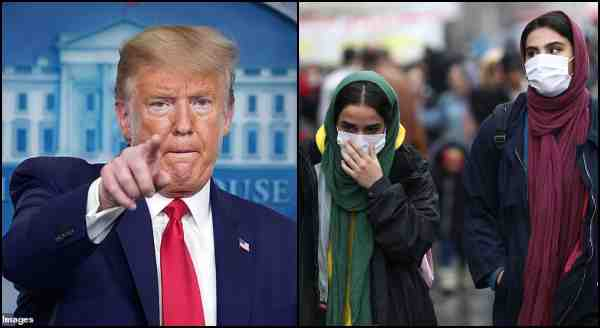 Donald Trump Suggests HIJAB for America to Avoid CoronaVirus- WHOA