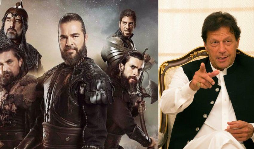 Imran Khan is Delighted as PTV Home Airs Turkish Series Diriliş: Ertuğrul in Urdu Language