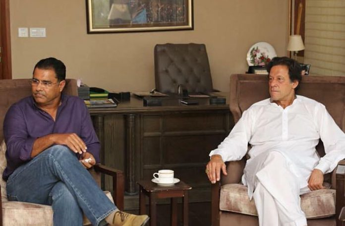 Waqar Younis is Ready to Join PM Imran Khan's Corona Relief Tiger Force