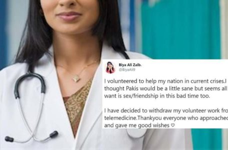 Pakistani Female Doctors are Facing Harassment even During COVID-19 Pandemic