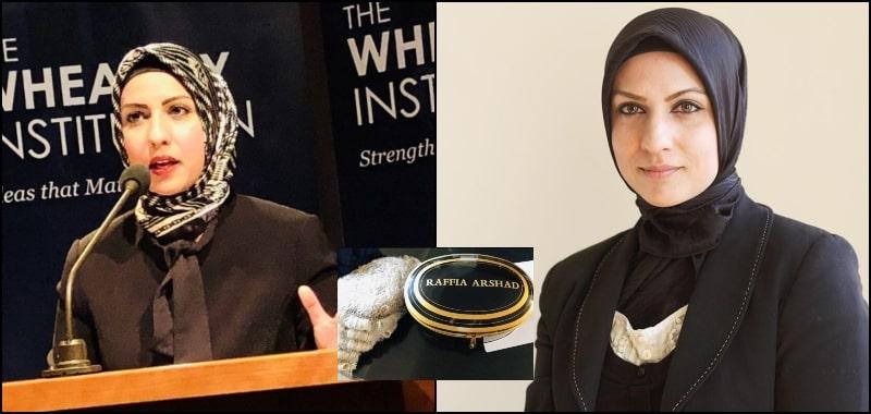 Rafia Arshad is the First Hijab-Wearing Muslim Judge in UK ...