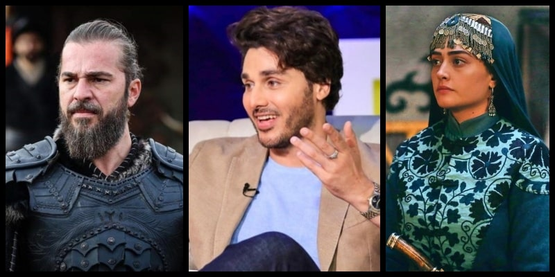 Stop Moral Policing and Trolling Cast of Ertugrul: Ahsan Khan Lashes out at Pakistanis