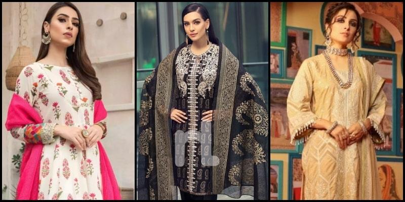 Top Pakistani Trending Women Dresses Brands on Eid-Ul-Fitr 2020