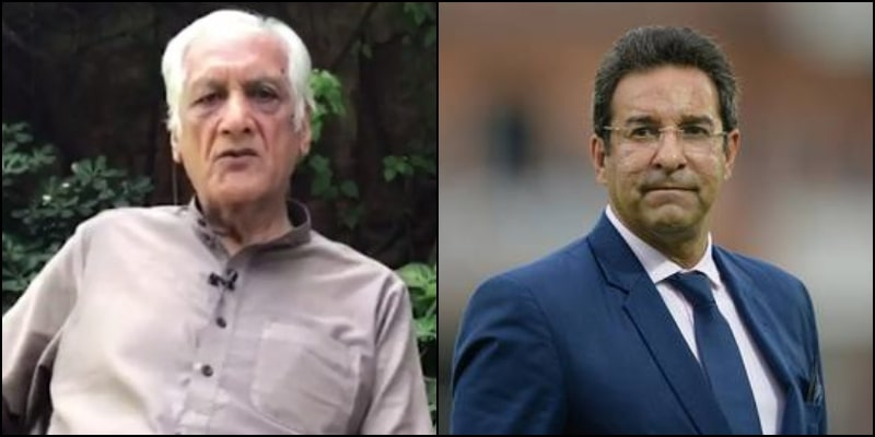 Ex-Chairman PCB Khalid Mehmood Accuses Wasim Akram of Match-Fixing during 90s