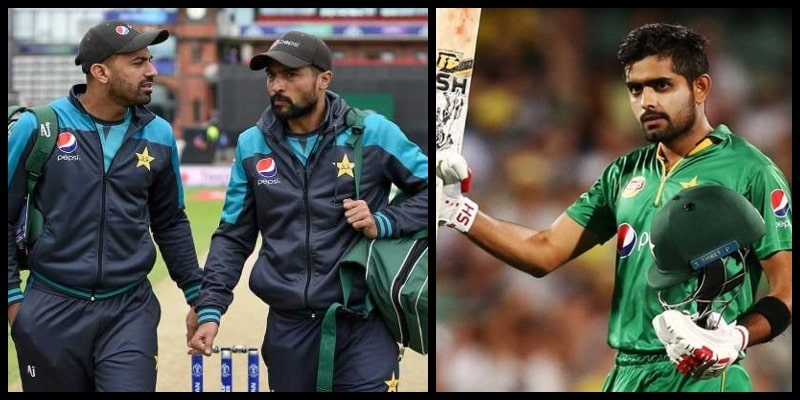 Amir, Wahab, Hasan Ali Out of Central Contracts- Babar Azam Replaced Sarfaraz as new ODI Captain