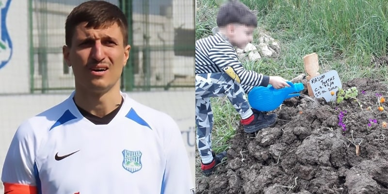 "Turkish Footballer Cevher Toktas Killed His Son Because He ""Didn't Love Him"""