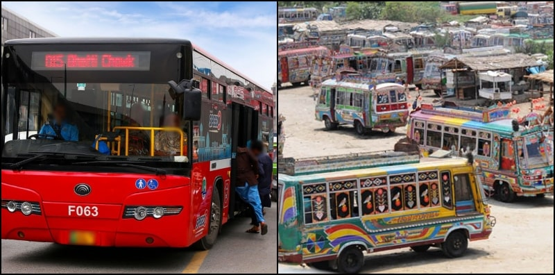 Punjab and KPK Decided to Resume Public Transport with SOPs