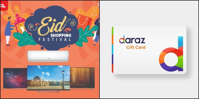 TCL and Daraz's Biggest Eid Festival Offers: Get Mega Discounts on LEDs and ACs