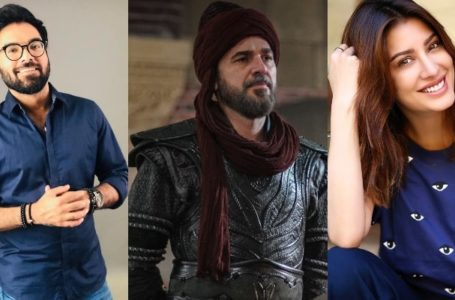 Airing of Ertugrul Ghazi has Created Heatwaves Among Pakistani Celebrities