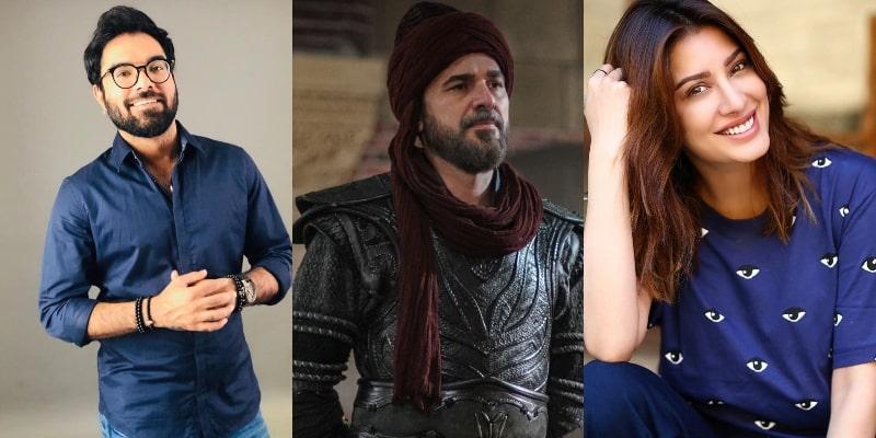 Airing of Ertugrul Ghazi has Created Heatwaves Among Pakistani Celebrities
