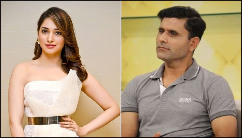 Speculations of Abdul Razzaq Marrying Bollywood Actress Tamannah are HIGH