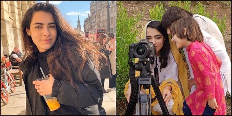 Pakistani Student Sarah Jehan Khan Wins International Film Award and Make us Proud