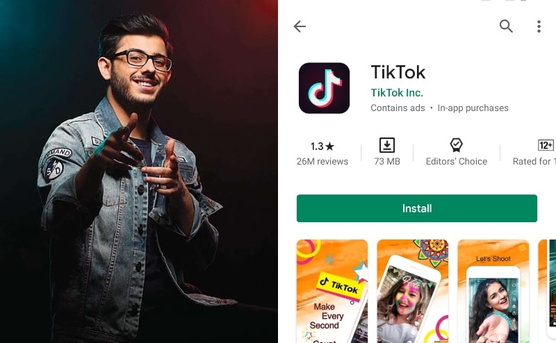 The Backlash of Internet War: TikTok App's Rating Drops to 1.3 on Play Store