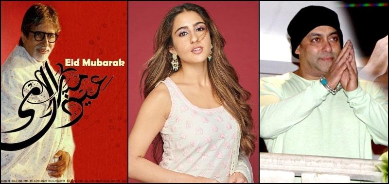 Eid-Ul-Fitr 2020: Bollywood Celebrities Wished Eid Mubarak to Fans