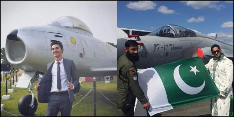 Rahul Dev Becomes First Hindu GD Pilot In Pakistan Air Force,,, HATS OFF to PAF!