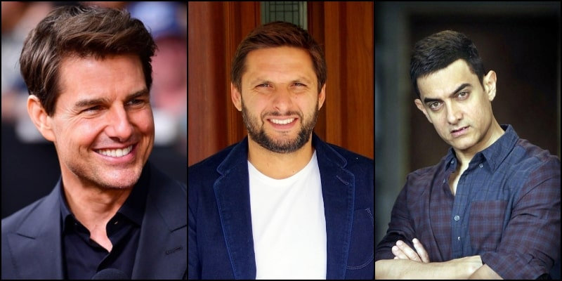 Shahid Afridi Wants Tom Cruise or Aamir Khan to Play Him in His Biopic Film