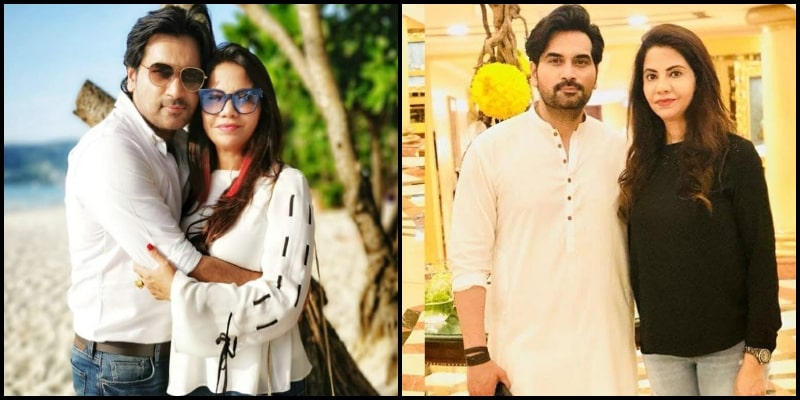 Mr. & Mrs Humayun Saeed Share Endearing Notes On Wedding Anniversary