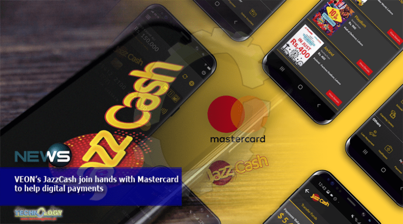 JazzCash Strengthen Pakistan's Payments System with Mastercard Partnership